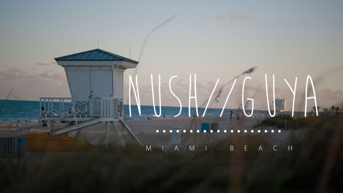 Nush + Guya // Miami Beach Wedding Film