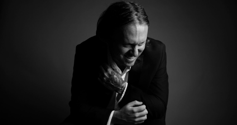 Headshot of Leading UK Wedding Videographer Philip White
