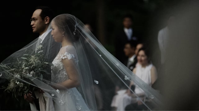 Weddings in Hong Kong by Philip White