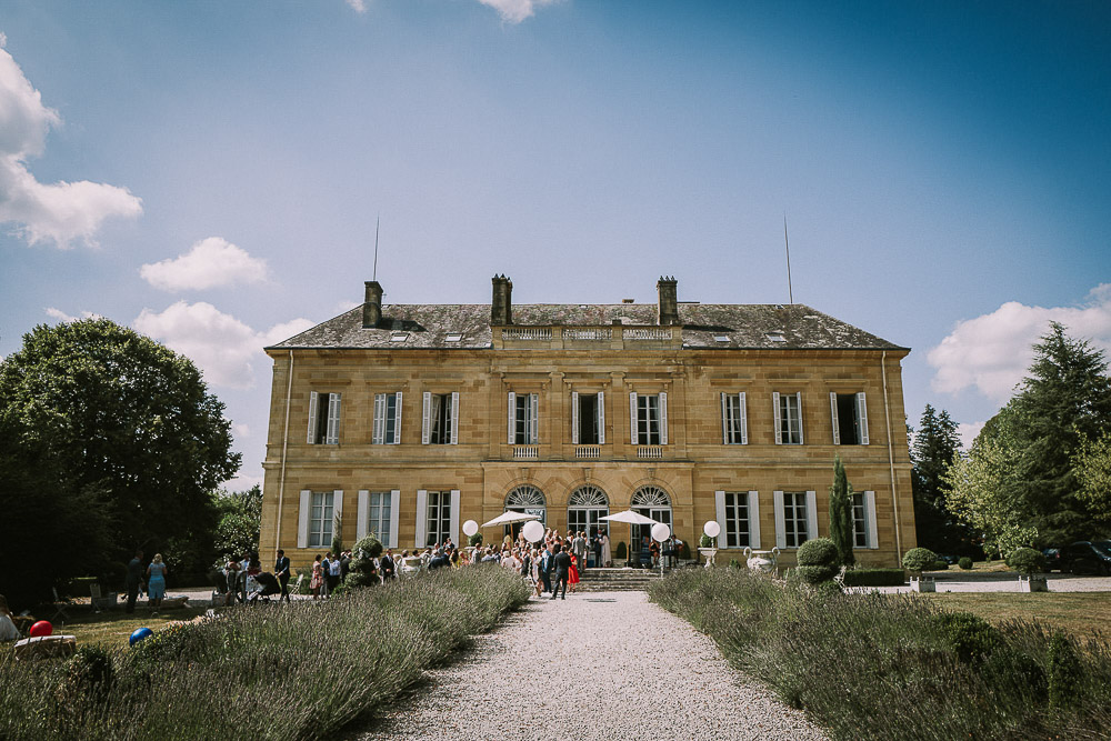 A Chateau in France by Destination Wedding Videographer Philip White